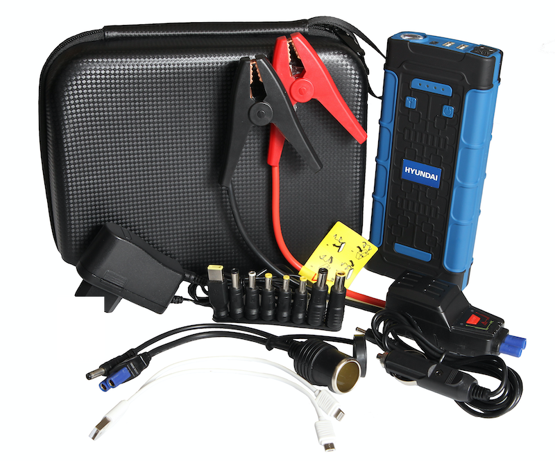 Hyundai HYPS-500 Jump Starter / Power Supply 12,000mAh