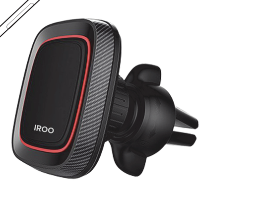 [R23] iRoo R23 Air outlet magnetic car holder