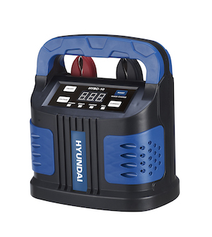 [HYBC-10] Hyundai HYBC-10 Smart Automatic 8 Steps Car/Marine Battery Charger