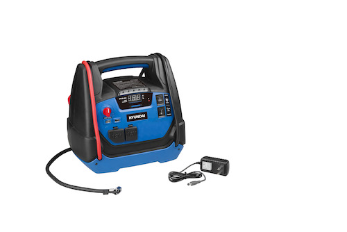 [HYJS-950] Hyundai HYJS-950 Battery Jump Starter/Air Pump - 950A