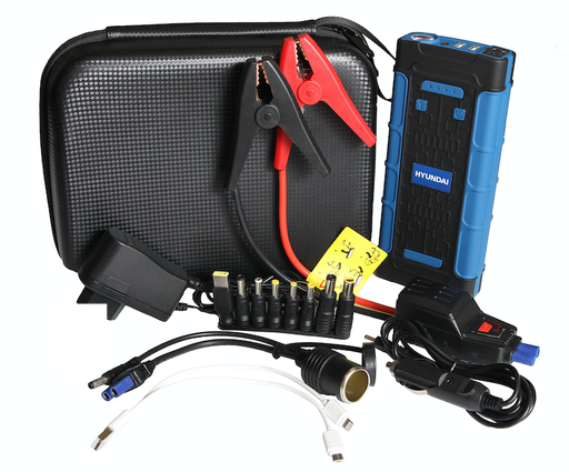 [HYPS-500] Hyundai HYPS-500 Jump Starter / Power Supply 12,000mAh