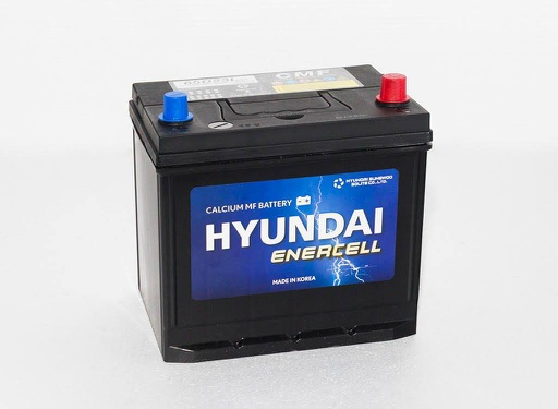 [75D23L] Hyundai 75D23L (230x172x200) CCA 550 Car Battery